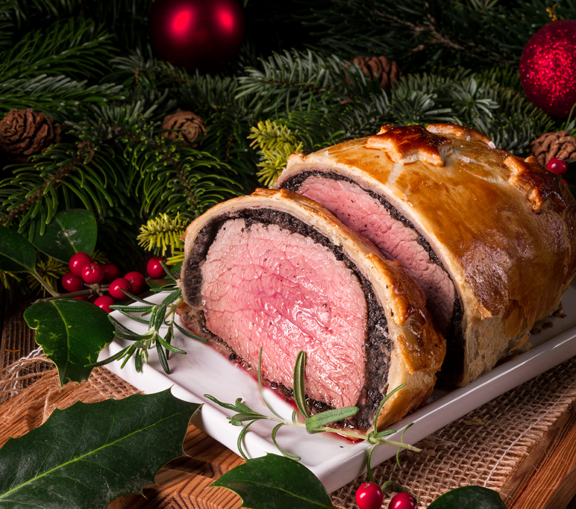 Special Holiday Recipe – Beef Wellington
