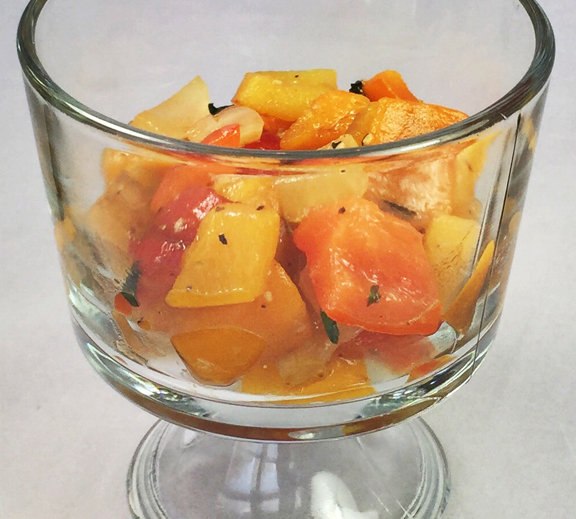 Roasted Bell Pepper Relish
