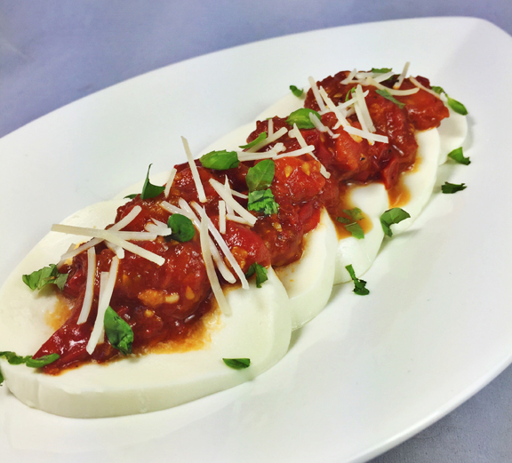 Blistered Cherry Tomato Sauce