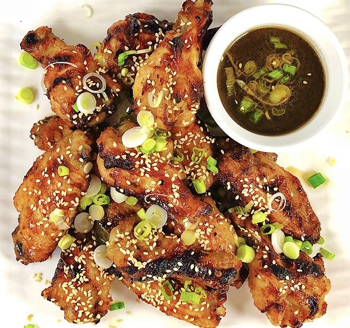 Kentucky Ale-8-One Soda Chicken Wings