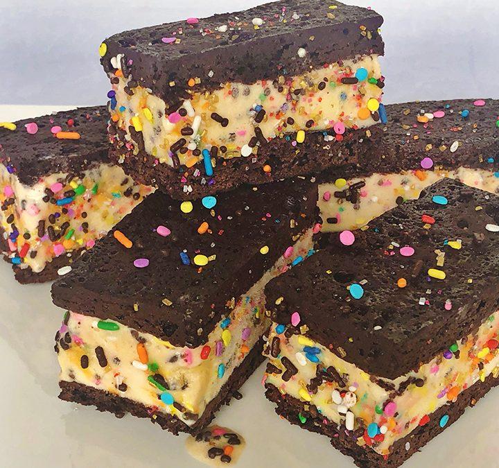 Celebration Ice Cream Sandwiches